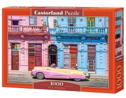 Puzzle Old Havana 1000