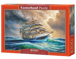Puzzle Sailing Against All Odds 1000