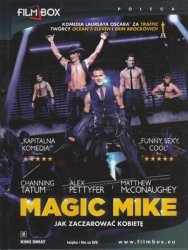 Magic Mike DVD (booklet)