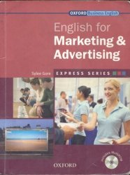English for Marketing & Advertisting + CD