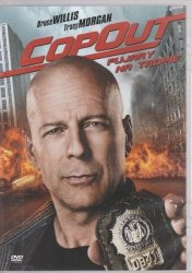 Cop Out Fujary na tropie DVD