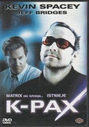 K-PAX DVD