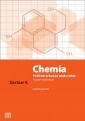 Chemia LO Próbne arkusze maturalne z.4 ZR