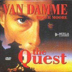 The Quest DVD