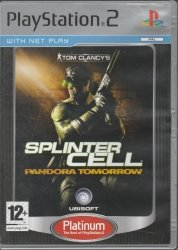 Tom Clancy's Splinter Cell Pandora Tomorrow PS2