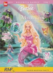Barbie Syrenkolandia Mermaidia DVD
