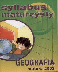 Syllabus maturzysty Geografia