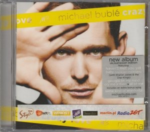 Michael Buble: Crazy Love CD