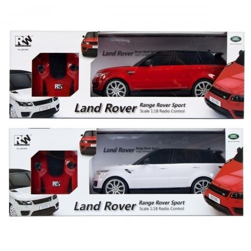 Samochód zdalnie sterowany Land Rover 1:18