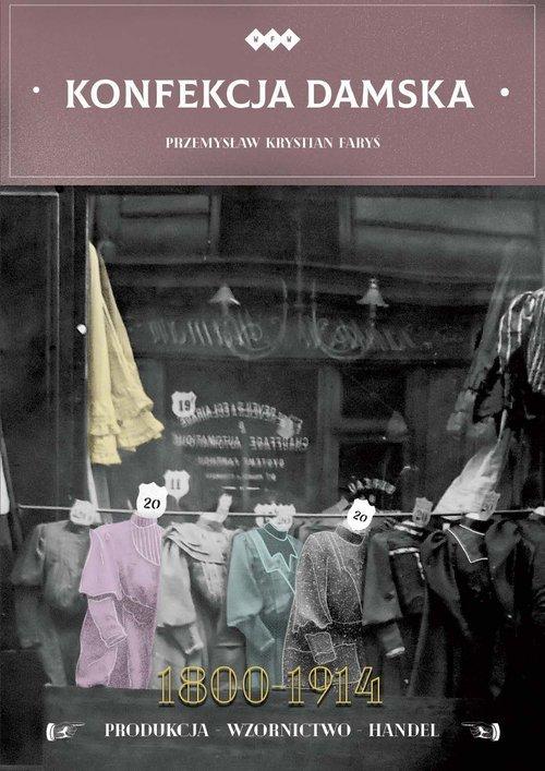 Konfekcja damska 1800-1914
