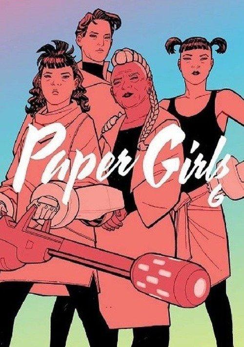 Paper Girls 6