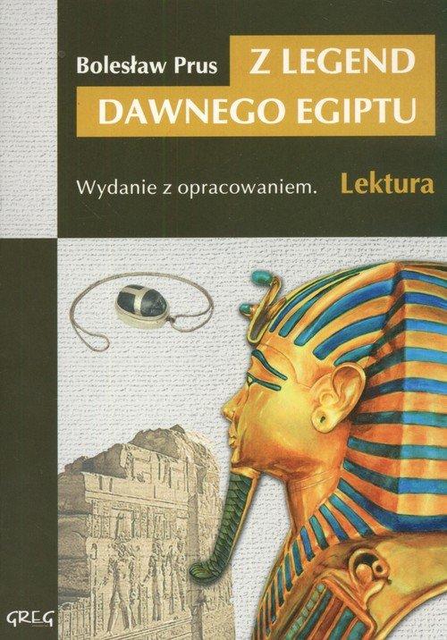 Z legend dawnego Egiptu