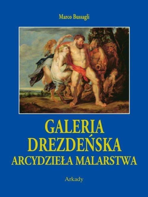 Galeria Drezdeńska Arcydzieła malarstwa etui