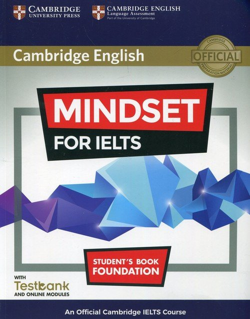 """Mindset for IELTS Foundation Student""""s Book"""