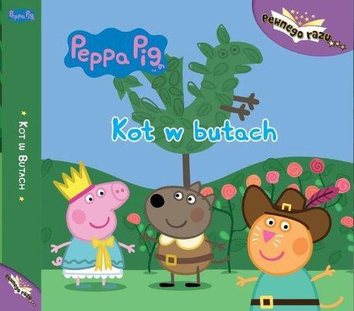 Peppa Pig Pewnego razu Tom 3 Kot w butach