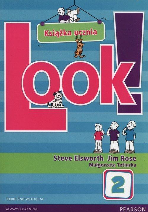 Look! 2 Podręcznik wieloletni + CD