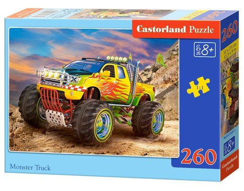 Puzzle Monster Truck 260