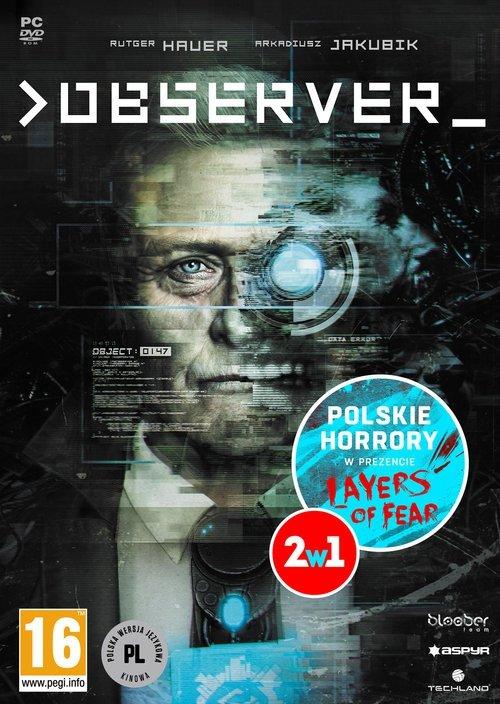 Zestaw Polski Horror Observer