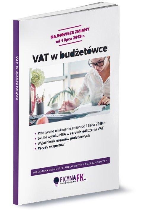 VAT w budżetówce