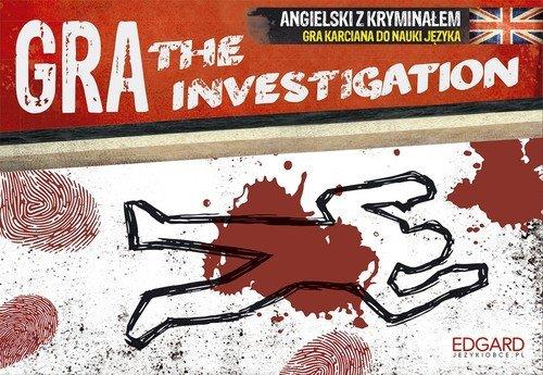 The Investigation Angielski z kryminałem