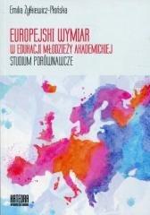 Europejski wymiar w edukacji młodzieży akademickie