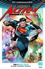Superman Action Comics T.4 Nowy świat