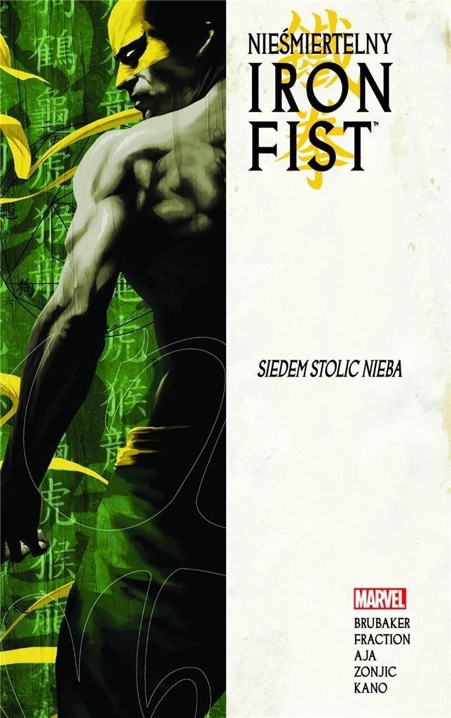 Nieśmiertelny Iron Fist T.2 Siedem stolic Nieba