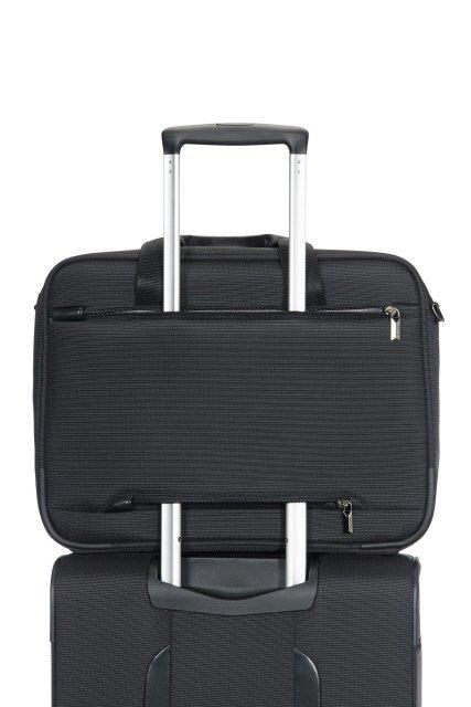 Torbę można nałożyć na stelaż innego bagażu