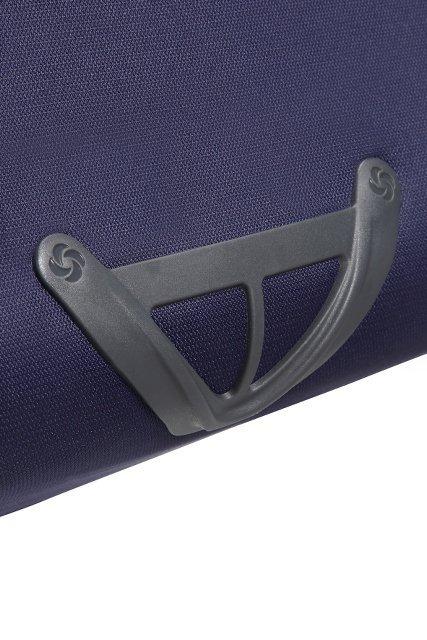 Bagaż posiada z tyłu zabezpieczenie przed otarciami