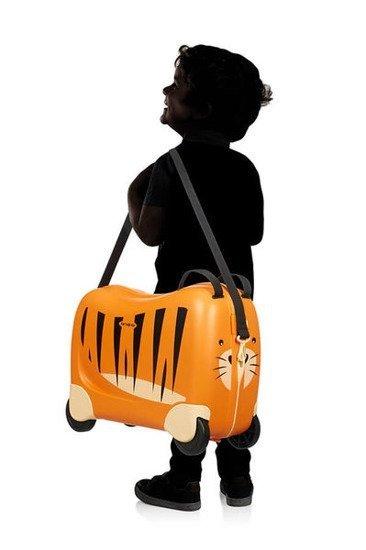Bagaż można nosić na ramieniu