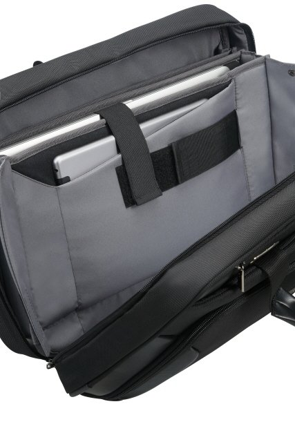 "Torba na laptopa XBR-BAILHANDLE SLIM 1C 15.6"""