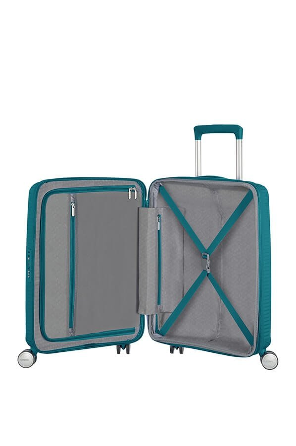 Walizka SOUNDBOX-SPINNER 67/24 TSA EXP Jade green