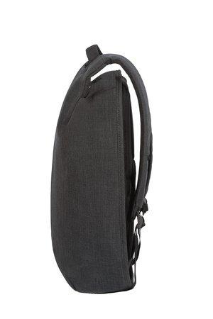 "Plecak na laptopa antykradzieżowy SECURIPAK LAPT.BACKPACK 15.6"" BLACK STEEL"