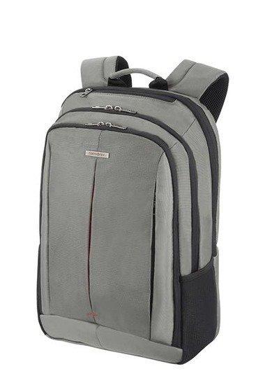 """Plecak na laptopa 17,3"""" wykonany z poliestru.Plecak z boku posiada siatki na butelkę"""