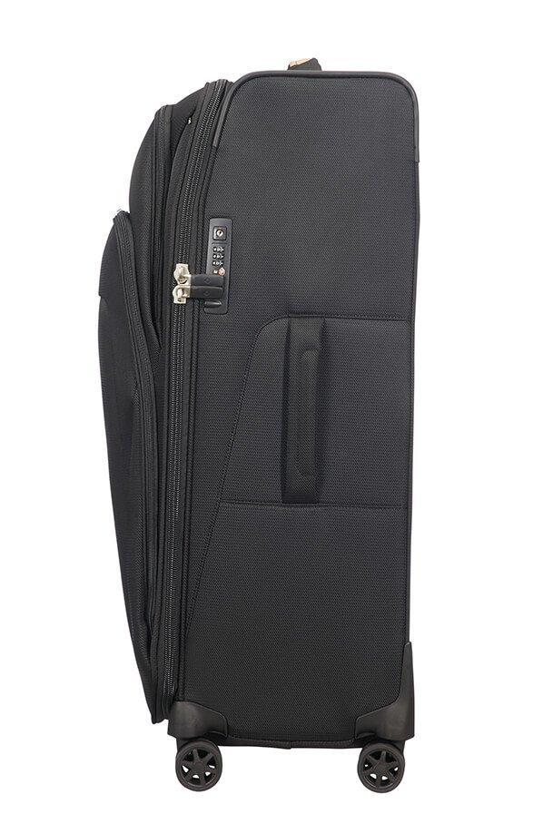 Dodatkowy suwak umożliwiający powiększenie objętości bagażu