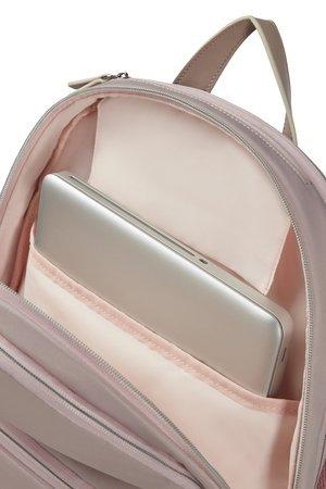 "Plecak posiada miejsce na laptopa 15,6"" i tablet"