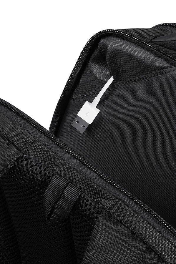 "Plecak na laptopa 17,3"" MYSIGHT LPT. BACKPACK 17.3"" BLACK 09-005"