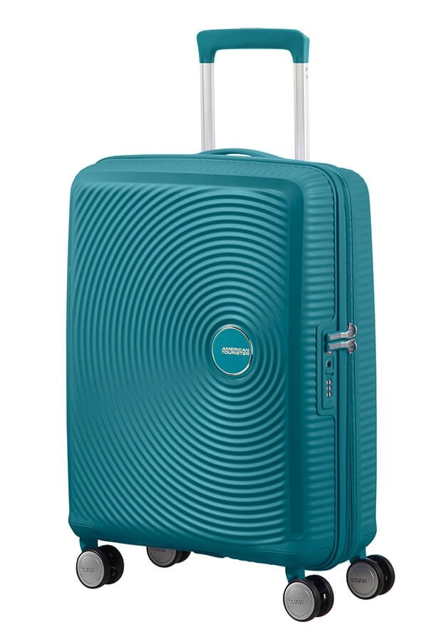 Walizka SOUNDBOX-SPINNER 77/28 TSA EXP Jade green