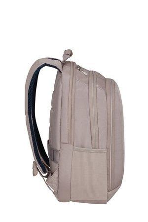 Plecak posiada ergonomiczne regulowane szelki