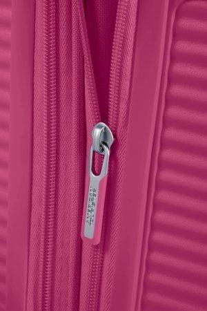 Bagaż podręczny / kabinowy SOUNDBOX SPINNER 55/20 TSA EXP MAGENTA