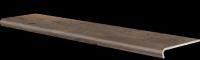 Cortone Marrone V-shape Stopnica 32x120,2