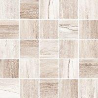 Carlos wood mosaic 25x25