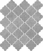 Silver Grey Mozaika Arabeska 29x35