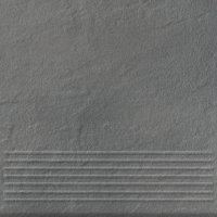 Solar Grey Steptread 3d 30x30