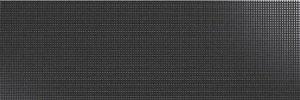Silextile Negro Mosaic 25x75