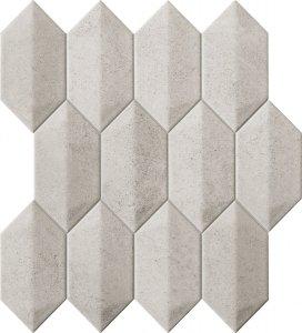 Dover Graphite Mozaika 29,1x26,5