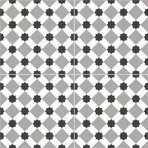 Durham Grey Pre Cut 45x45