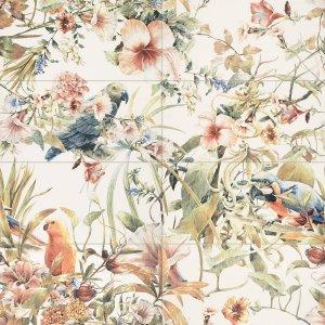Modern Pearl Parrots 119,8x119,8