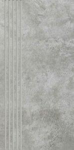 Scratch Grys Stopnica 29,8x59,8