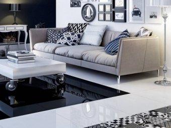 Super Black & White